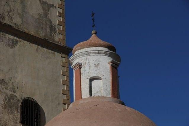 Galtellì, dettaglio della Chiesa del Santissimo Crocifisso – Foto Wikimedia Commons