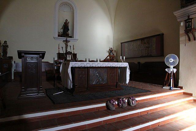 Chiesa della Beata Vergine Assunta – Foto Wikimedia Commons