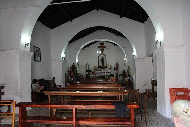 Galtellì, Chiesa di san Francesco – Foto Wikimedia Commons