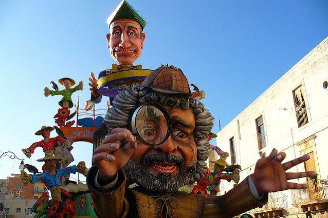 Carnevale di Putignano. Foto di loloieg