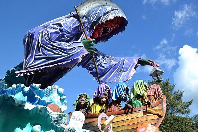 Carnevale di Putignano. Foto di argentalico