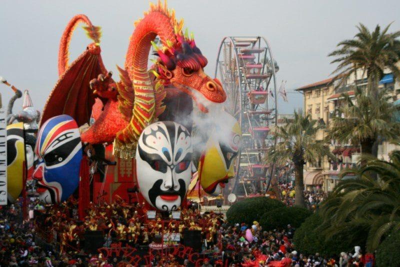 Carnevale di Vaireggio. Fto di Anowak7