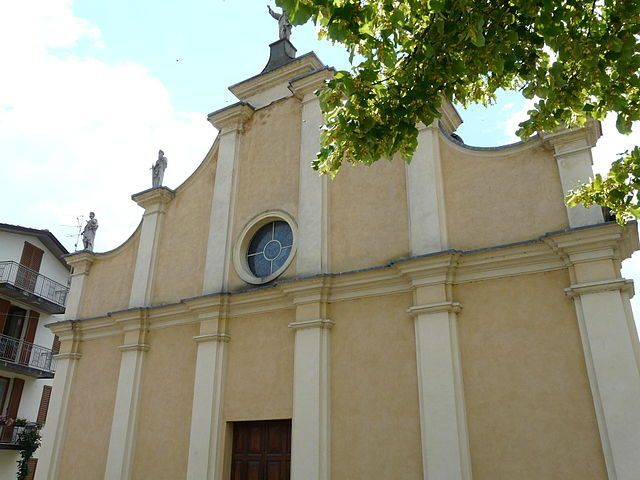 Chiesa di San Giovanni Battista – Foto Wikipedia
