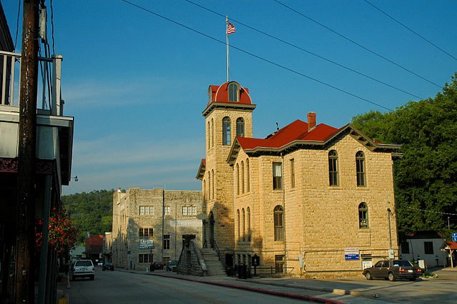 Carroll County Arkansas Courthouse – Foto Wikimedia Commons