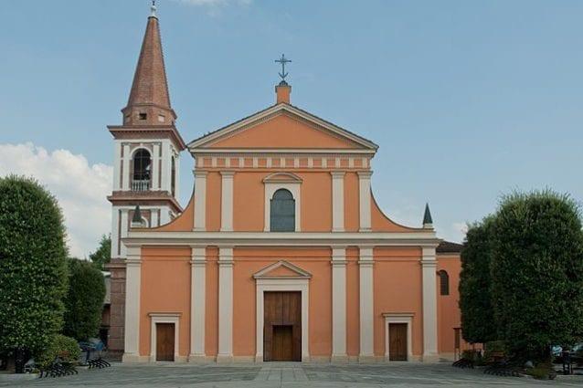 Chiesa di Campogalliano – Foto Wikimedia Commons