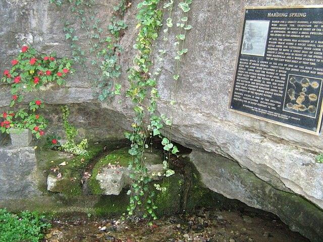 Harding Spring, Eureka Springs – Foto Wikimedia Commons