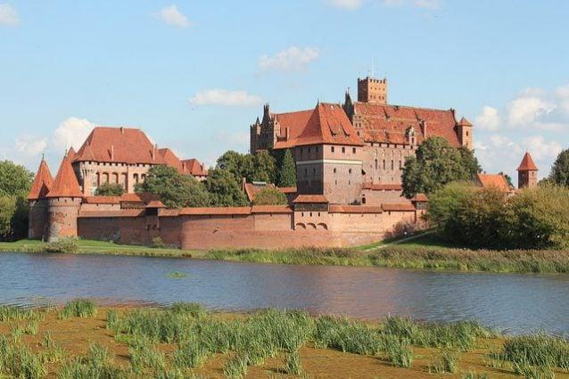 Castello di Malbork – Foto di Arian Zwegers