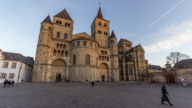 Cattedrale di Treviri. Foto di Christian R. Hamacher