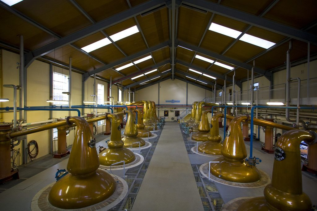 Distilleria Glenfiddich