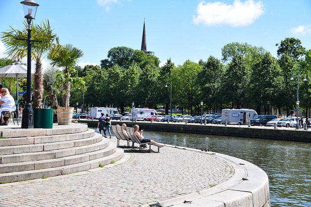 Goteborg. Foto di Maria Eklind
