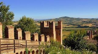 Gradara e la sua Rocca: un borgo magico nelle Marche