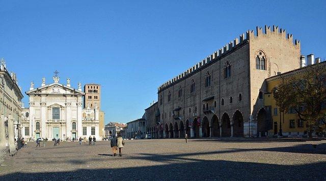 Mantova. Foto di Giorgio Rodano