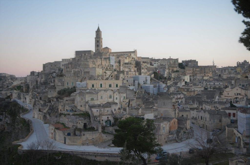 Vacanza a Matera