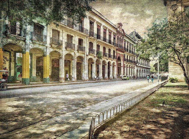 Old Havana. Foto di Nick Herick