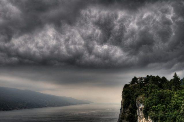 Tremosine Sul Garda Un Eden Tra Lago E Cielo
