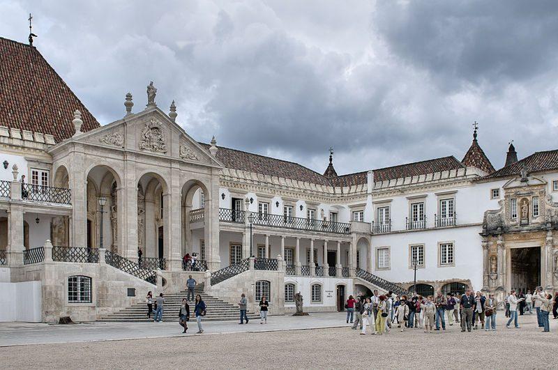 Università di Coimbra. Foto di mgm105