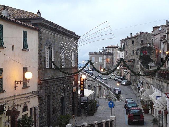 Manciano – Foto Wikimedia Commons