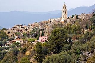 Bussana Vecchia, il villaggio degli artisti in Liguria
