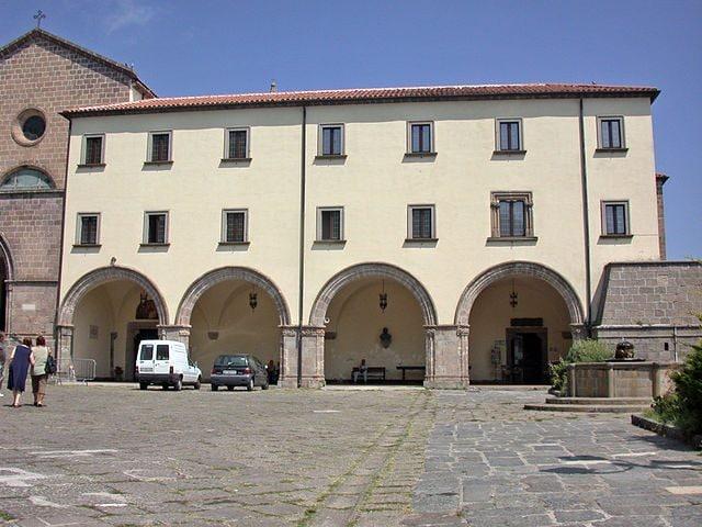 Convento dei frati francescani – Foto Wikimedia Commons