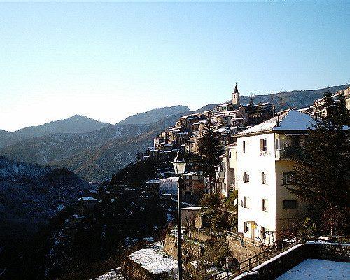 Apricale borgo