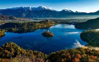 Bled: il borgo delle favole in Slovenia