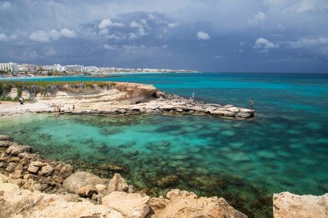 Cipro. Forto diLefteris Katsouromallis
