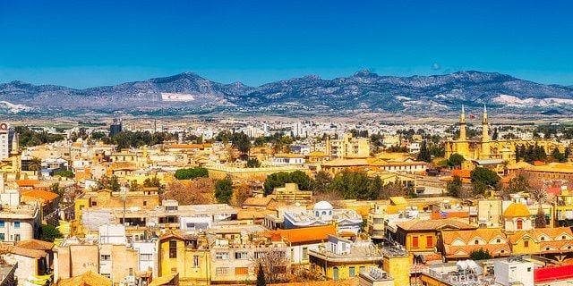 Nicosia. Foto di Nico Trinkhaus