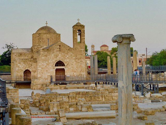 Pafos. Foto di Marai Rosaria Sannino