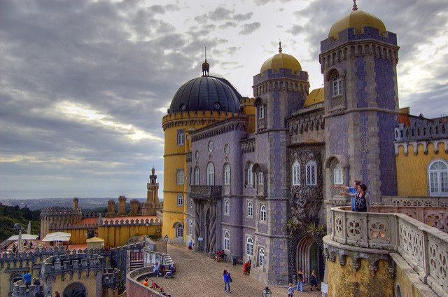Palacio nacional da Pena Sintra
