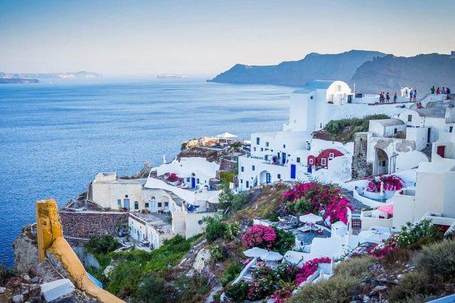 Santorini. Foto di jarekgrafik