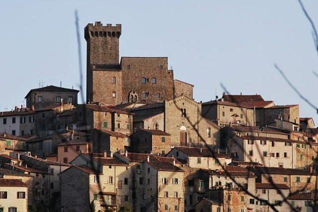 Veduta di Arcidosso – Foto Wikipedia