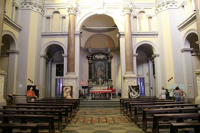 Chiesa di San Carlo – Foto Wikimedia Commons