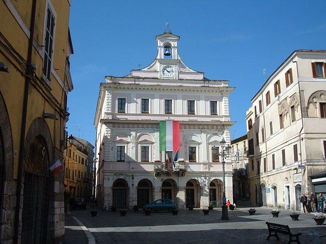 Palazzo Comunale – Foto Wikimedia Commons