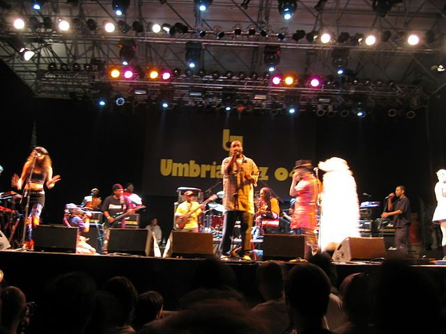 Umbria Jazz – Foto Wikimedia Commons