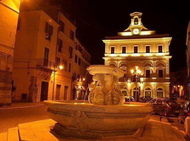 Piazza Matteotti – Foto Wikipedia