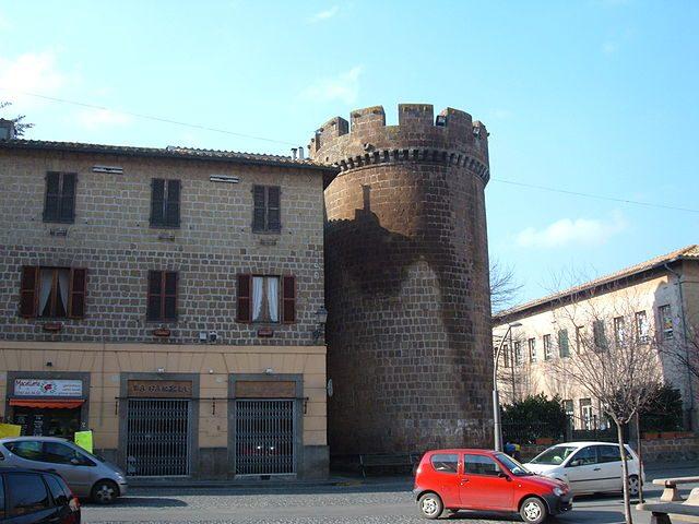 Vetralla, Rocca Di Vico – Foto Wikimedia Commons