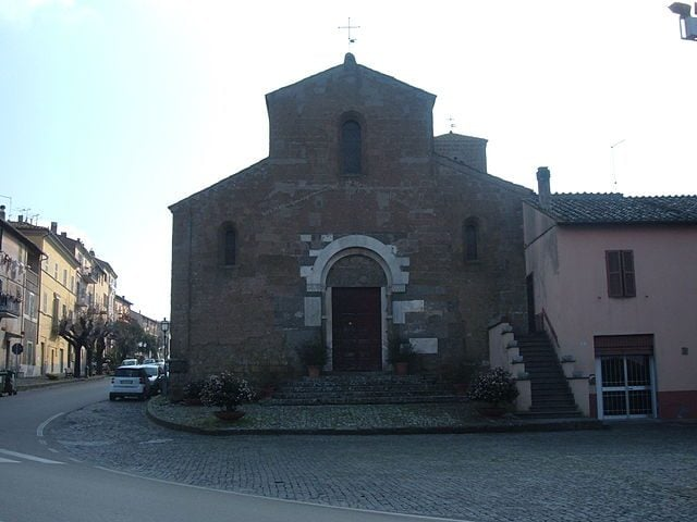 Vetralla, Chiesa di San Francesco – Foto Wikimedia Commons
