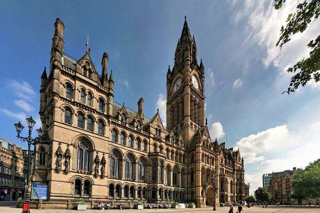 Municipio di Manchester