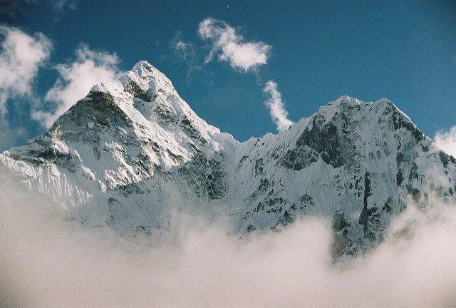 Everest. Foto di bernyplanet