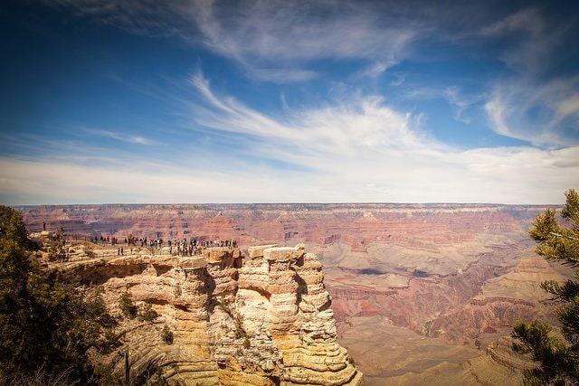 Grand Canyon. Foto di Andrés Nieto Porras