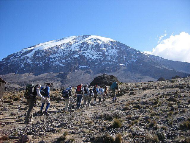 Kilimanjaro. Foto da Flickr