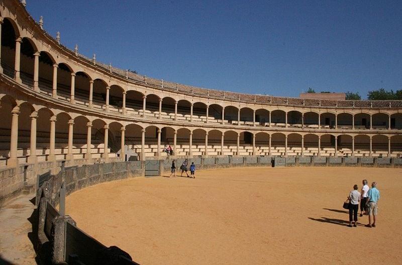 Plaza de Toros a Ronda