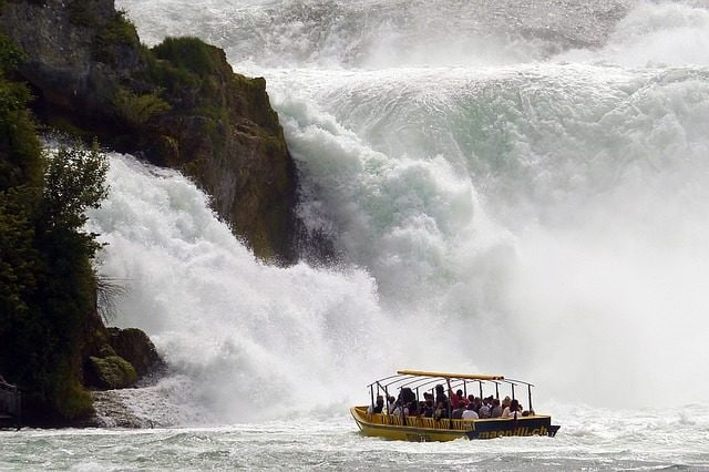 cascate del Reno – Foto Pixabay