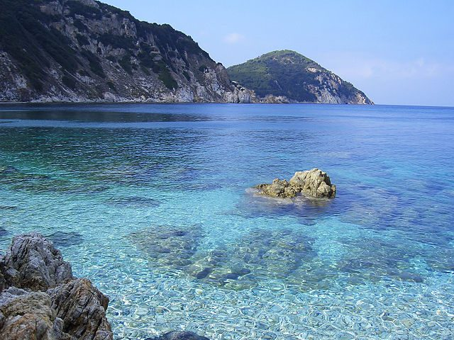 Enfola, isola d'Elba – Foto Wikipedia