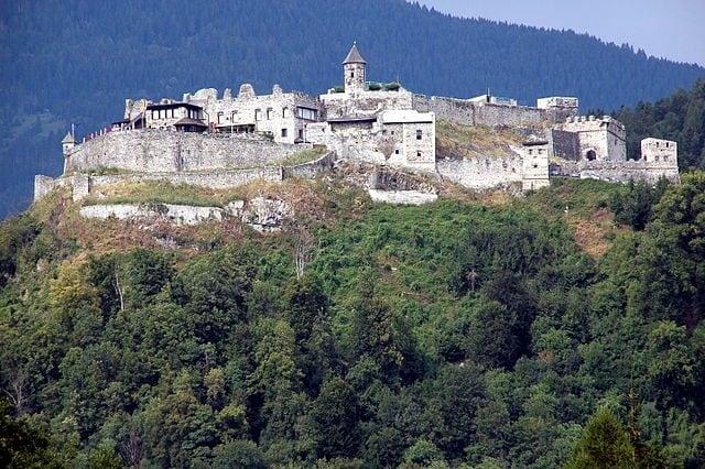 Castello di Landskron – Foto Wikimedia Commons
