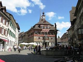 Stein am Rhein, un borgo da favola in Svizzera