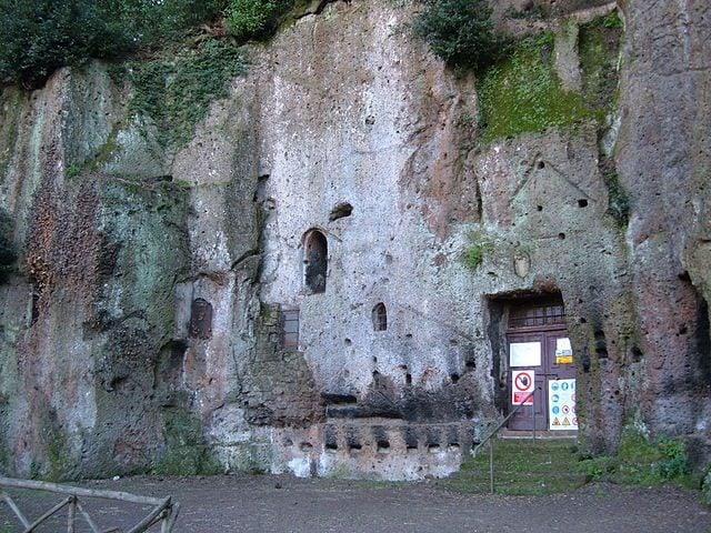 Chiesa della Madonna del Parto, esterno – Foto Wikipedia