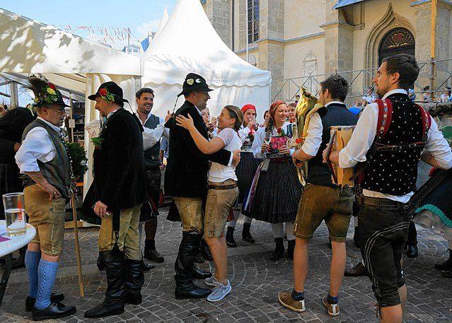 Villacher Kirchtag – Foto Wikimedia Commons