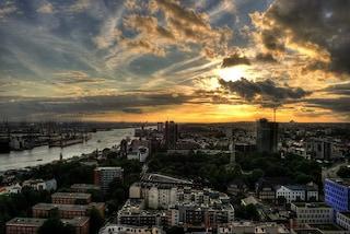 Amburgo, una metropoli rinata sull'acqua