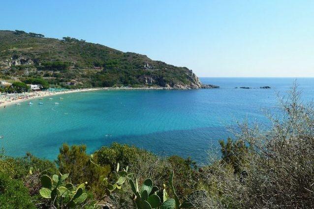 Isola d'Elba, spiaggia di Cavoli – Foto di David van der Mark